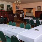 Leere Klosterschänke ist bereit für SPD Südharz