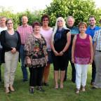 Kandidierende für die SPD Südharz Kommunalswahl 2016